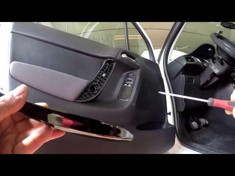 Citroën C3  (2009�)  door panel removal