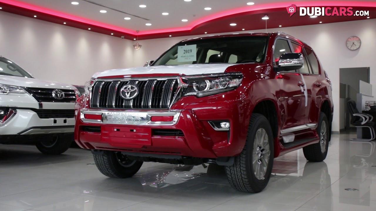 2019 Toyota Prado TX.L - YouTube