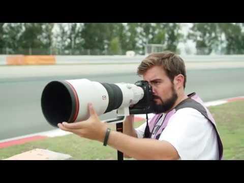 Shooting at speed – Motorsport photographer Alejandro Ceresuela