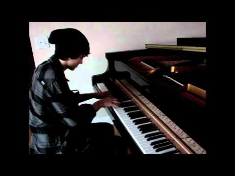Gym Class Heroes: Stereo Hearts ft. Adam Levine Piano Cover