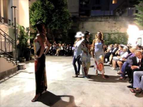 Sfilata collezione Couture Arte primavera-estate 2015