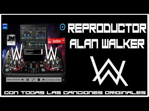 Alan Walker Todas sus musicas | REPRODUCTOR ALAN WALKER