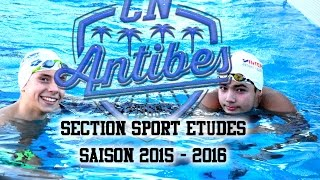 [CN ANTIBES 2016] Section Sport Etudes Benjamins