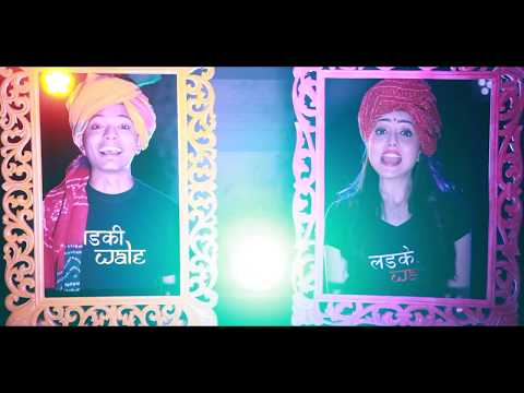 WEDDING MASHUP By Jankee  Feat. Arpan | Galla Goodiyan | London Thumkda | Nachde Ne Saare & More