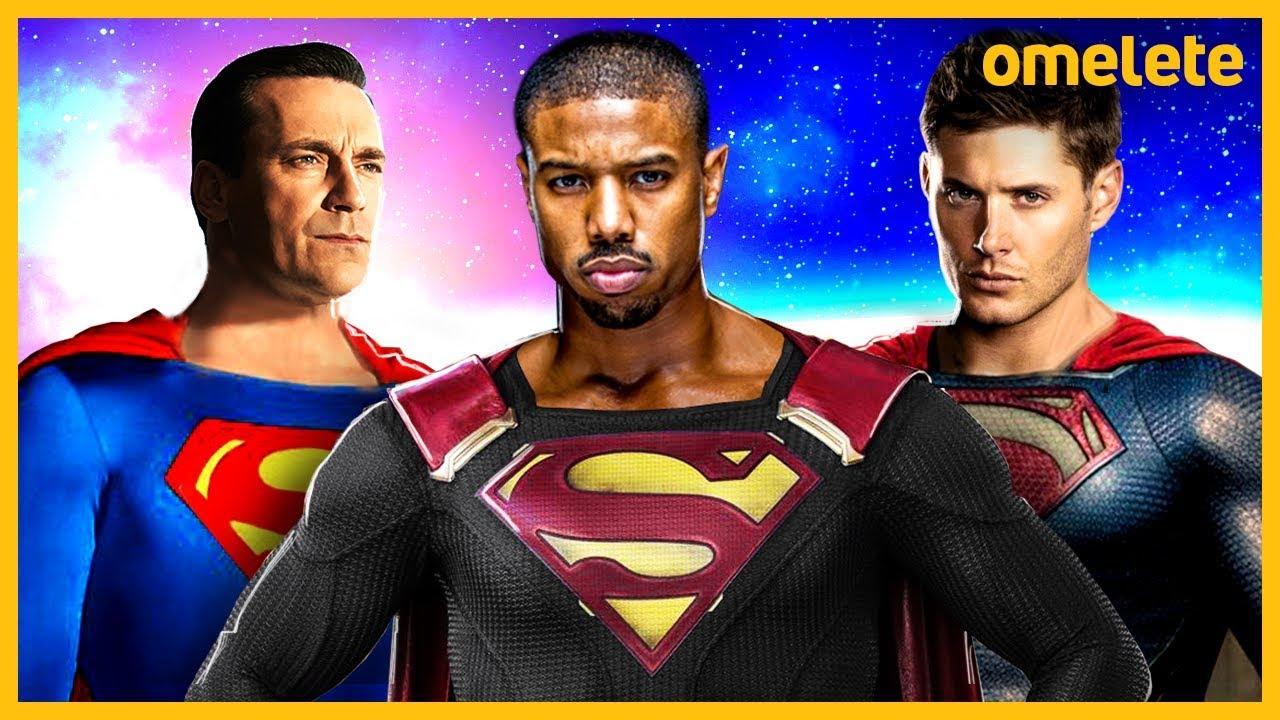 5 (OU MAIS) VERSÕES DO SUPERMAN PERFEITO