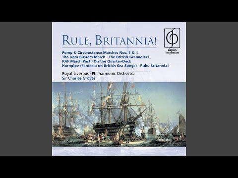 Rule, Britannia! arr Sir Malcolm Sargent 1990 Remastered Version