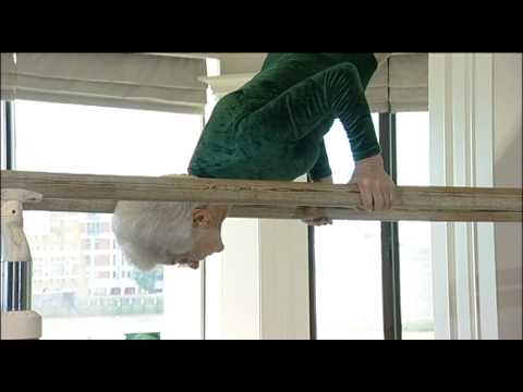 Johanna Quaas: Guiness World Record: Oldest Gymnast of the world