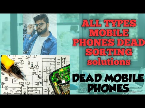 All Types Mobile Dead Problem Solutions