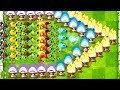 Plants vs Zombies 2 All Peashooter Challenge