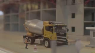видео Выставочный павильон «Западная Азия»