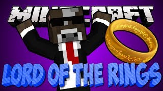 Minecraft LORD OF THE RINGS Lets Play - THE EDGE OF MORDOR - Ep. 5