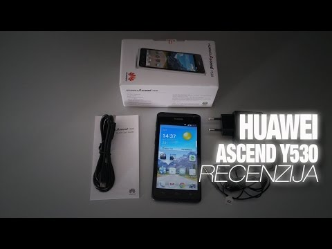 Huawei Ascend Y530 Video Recenzija