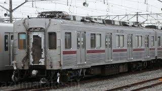 【東武東上線 休車 10000系 11003F モハ15003台車は新造した模様】現時点でもモハ15003を組み込み 5両と5両で留置! 検査入場後 10両での復活予定。