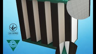 Компактный фильтр систем вентиляции - краткий обзор(Компактные фильтры предназначены для применения в системах вентиляции с относительно большим расходом..., 2015-12-09T16:17:47.000Z)