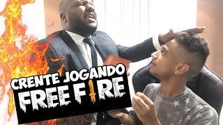 CRENTE JOGANDO FREE FIRE feat. EL GATO
