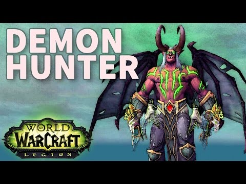 Give Me Sight Beyond Sight WoW Demon Hunter Quest