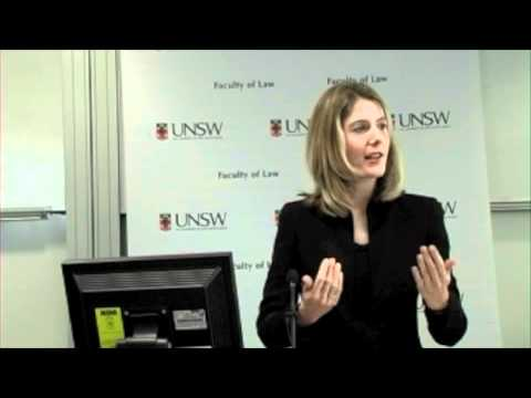 Do Climate Change 'Refugees' Exist? UNSW Law Professorial Lecture