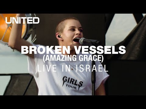 Broken Vessels Amazing Grace - Hillsong UNITED