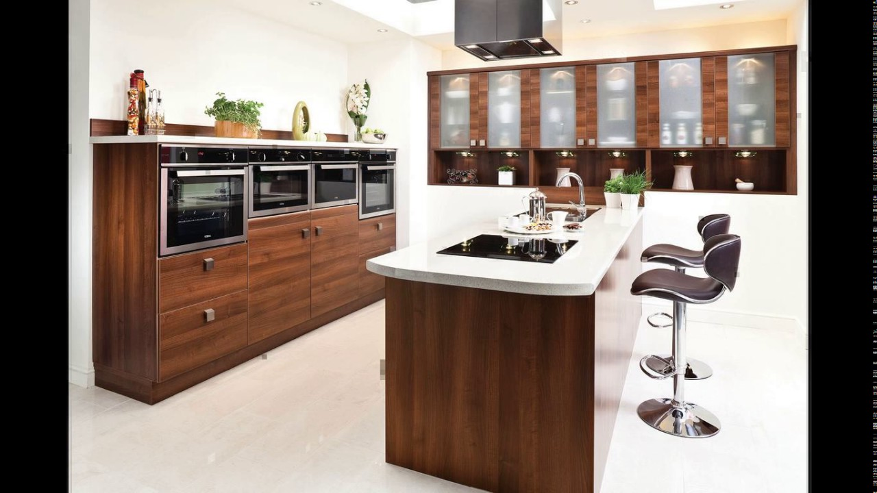 Kitchen island designs with sink and dishwasher - YouTube