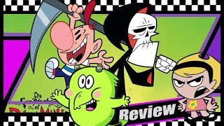 The History of Grim Adventures of Billy and Mandy + Top 10 Crossover