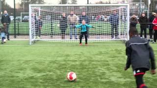 Voorschoten '97 F1 vs Feyenoord F5 - De penalty's