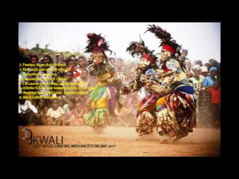 Deep House Dancing with Ancestors Mix south africa 2017