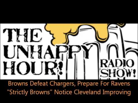 Cleveland Browns Defeat San Diego Chargers, Prepare For Baltimore Ravens