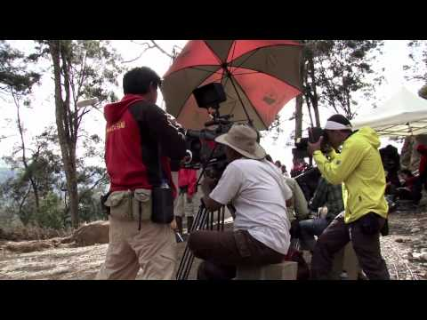 DI TIMUR MATAHARI OFFICIAL TEASER (behind the scenes) [HD]