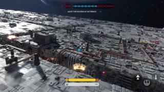 STAR WARS™ Battlefront™ 스타워즈 배틀프론트 DLC데스스타 플레이
