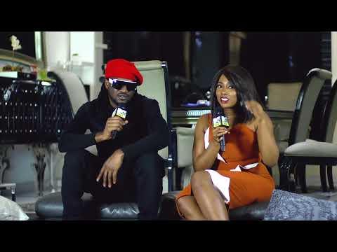 MTV Base VJ, K'Ola touches Base with Rudeboy