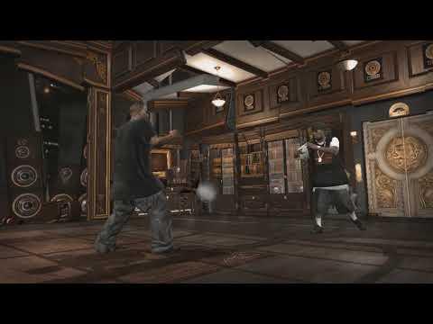 Def Jam Icon - Redman vs Big Boi  Gameplay [720p] [60fps]