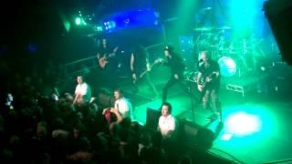 Anthrax - One World - 2.7.2014 The Academy, Dublin, Ireland