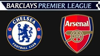 Fifa 14 - Chelsea vs Arsenal gameplay