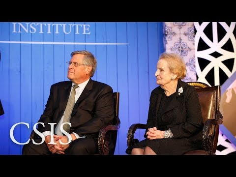 Exit Interview with Kenneth Wollack, President of the National Democratic Institute