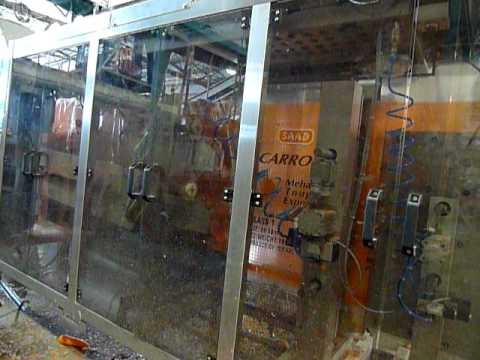 Carrot factory at kibbutz Saad pt 2