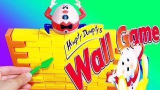 Don't Break The Wall Game ❤ Kids Family Fun Night Board Game
