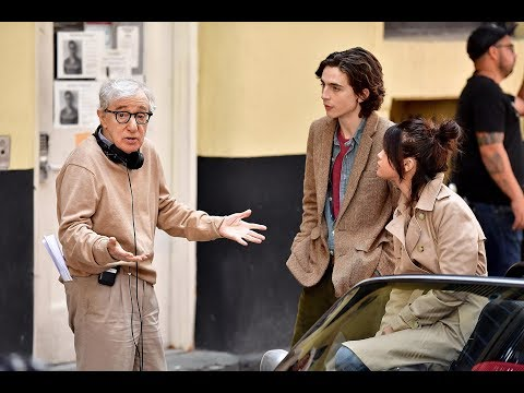 Woody Allen sues Amazon for $68 million over shelved Rainy Day in New York release Mp3
