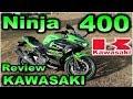 KAWASAKI NINJA 400 KRT | Review en Español con Blitz Rider