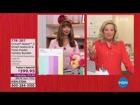 HSN | Paper Crafting featuring Cricut 08.23.2021 – 12 AM