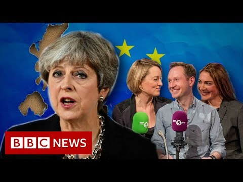 Brexitcast: May offers to go but the DUP say 'NO'! - BBC News