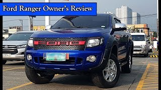 My 2012 Ford ranger T6 video review, walk around (2nd generation 2012-2014)