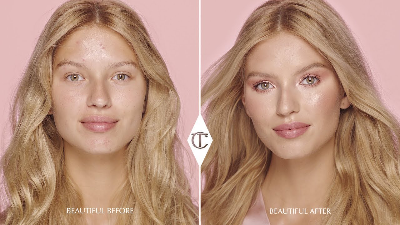 how to get the pillow talk look charlotte tilbury