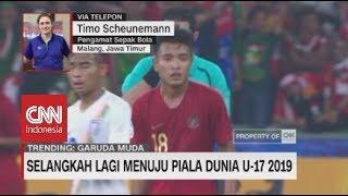 Timnas U-16 Selangkah Lagi Menuju Piala Dunia I Coach Timo, Pengamat Sepakbola