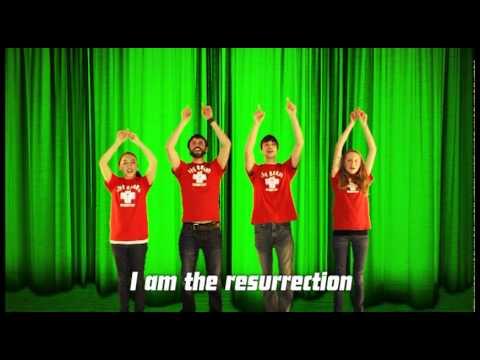 I Am The Resurrection (John 11:25) - NIV