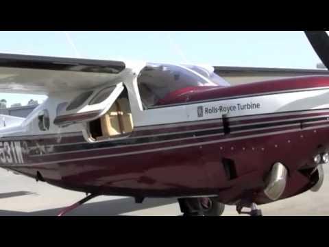 1978 Cessna P210N N210RP departing L05 Kern Valley  YouTube