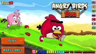 Angry Birds Race Racing Game Walkthrough All Levels 1-25