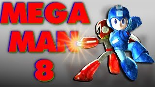 Mega Man 8 REVIEW for Sega Saturn | Sega Saturn vs Playstation Ports | Rewind Mike