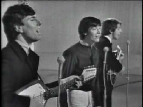 Copy of Rare Online Video: The Hollies, introduced by Frankie Avalon, on Hullabaloo,1965