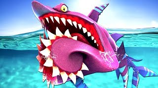 RECHINUL Fierastrau! HELICOPRION