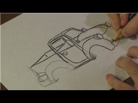 Drawing Vehicles How To Draw A Chevy Truck Youtube